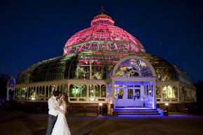 Sefton Park Palm House named Wedding Venue of the Year