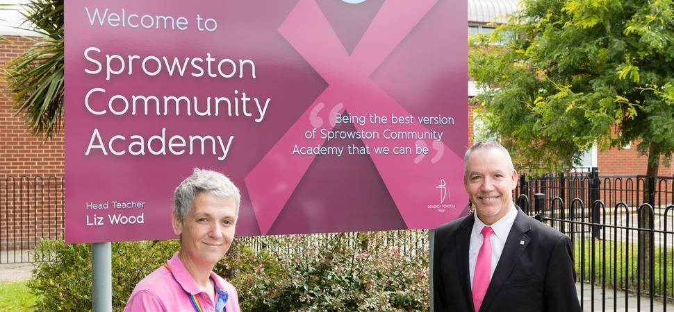 Norwich academy teams up with national training provider for summer school
