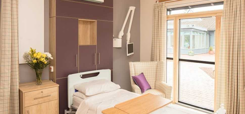 Innova help create a home-from-home hospice in Scotland