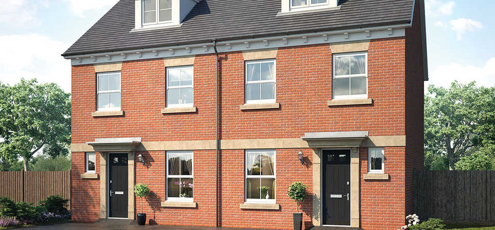 Promising start for new Wakefield homes