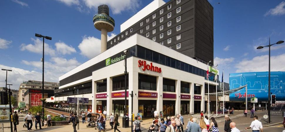 Trio of new lettings for St Johns Shopping Centre Liverpool