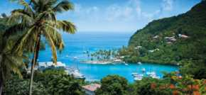 Month of Sales Records for Blue Bay Travel