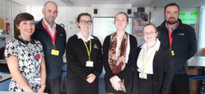Students from Liverpool school selected for prestigious engineering scheme