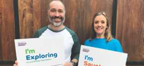 Scribble & Sunny Thinking Team Up to Brand & Promote  Greater Manchester Walking