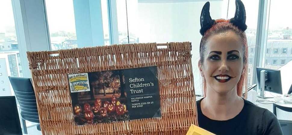 Gas Tag makes spook-tacular donation to local charity