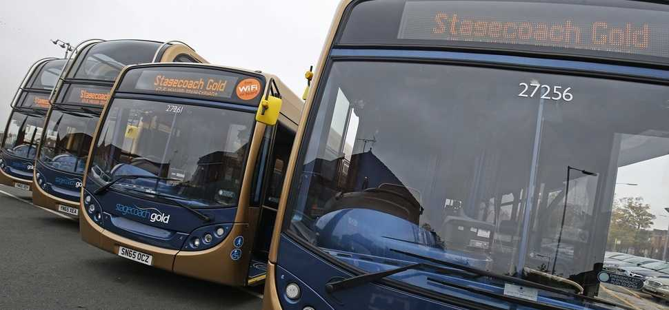 Stagecoach announces moves within its operational leadership team