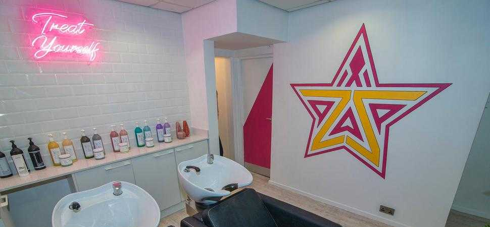 Liverpool's Star Salon Unveils Unique New Look