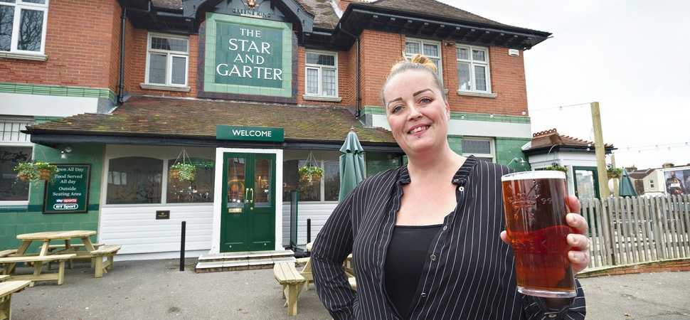 Portsmouth pub reopens with a fresh new look