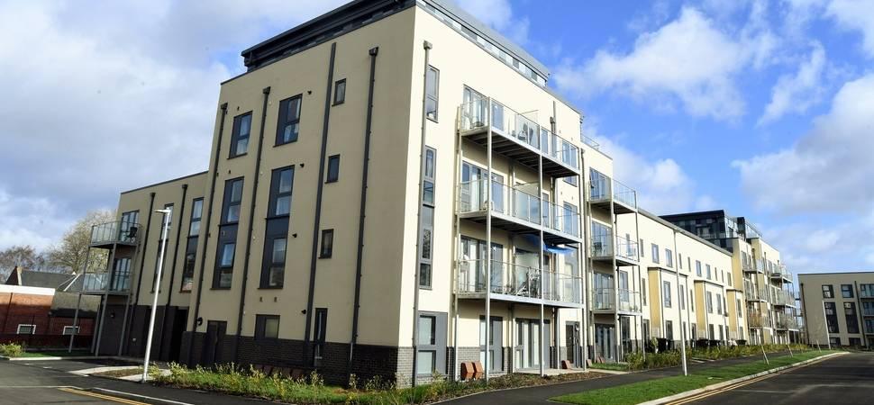 Leamington development wins regional award
