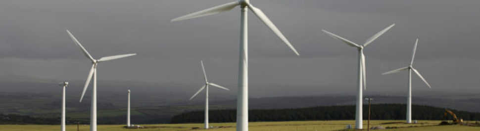 Jones Bros appointed contractor for 16-turbine Brenig wind farm