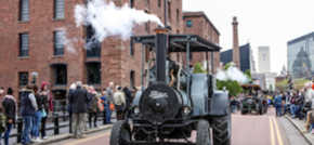 Albert Dock Liverpool launches 2018 event programme - Steam On The Dock