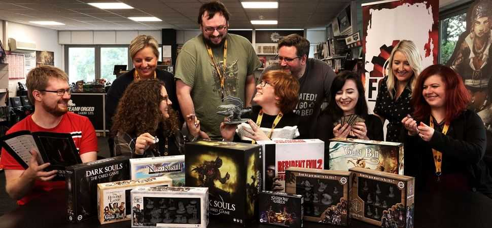 Steamforged Games grows Manchester team following £5m investment