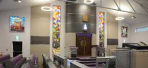 Atelier MB designs new look for Manchester synagogue