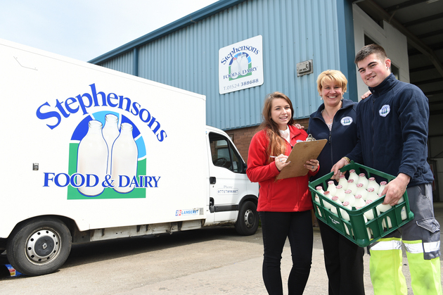 Lancashire Dairy firm expands workforce after HR support
