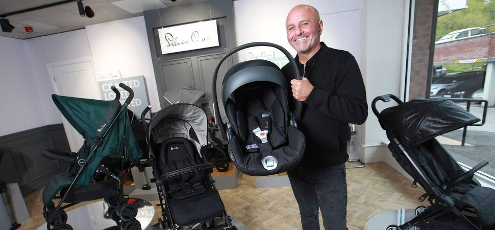 Independent baby store opens in Wilmslow