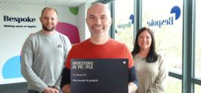 Bespoke awarded Investors in People