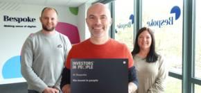 Bespoke awarded Investors in People