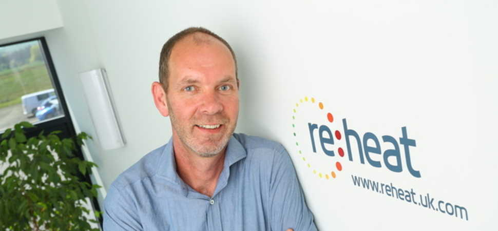 North East-based, reheat, to provide specialist advice to Scottish energy users