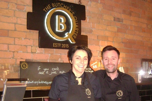 From Banker To Butcher As The Butcher's Quarter Launches In Manchester
