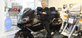 Founder of pioneering motorcycle dealership puts business on market so he can travel the world