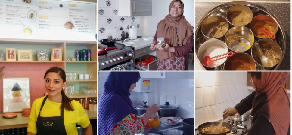 Stitches In Time launches Food Enterprise Project to raise profile of women in the food industry