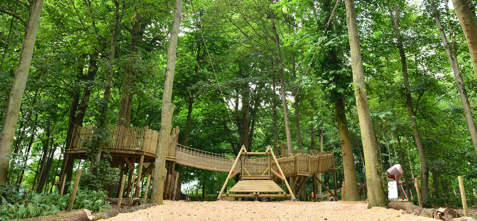Award Winning Family Attraction Stockeld Park Appoint Zeal for Website Revamp