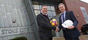 Caulmert nets glowing praise from a Premier League club