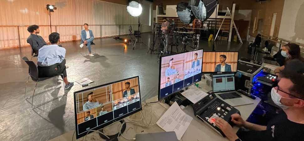 Stone's Throw Media leap into action with Birmingham Royal Ballet livestream