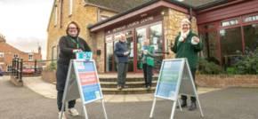 Foodbanks in Stratford District blown away by public's generosity