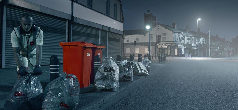 Retailers Invited to Join Initiative to Tackle  People Sheltering in Bins