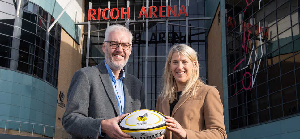 Ricoh Arena office space offers real kudos for business  Expert