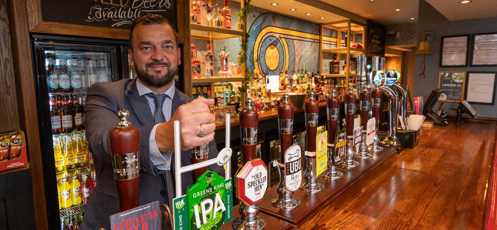 Blackpool pub reopens with a fresh new look