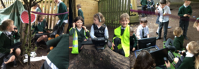 Roberts Jackson donates IT hardware to Styal School Play Pod
