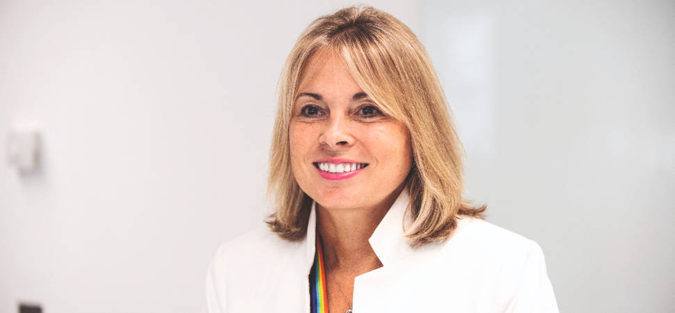 New challenger bank GBB has appointed Sue Hayes as chief executive officer.