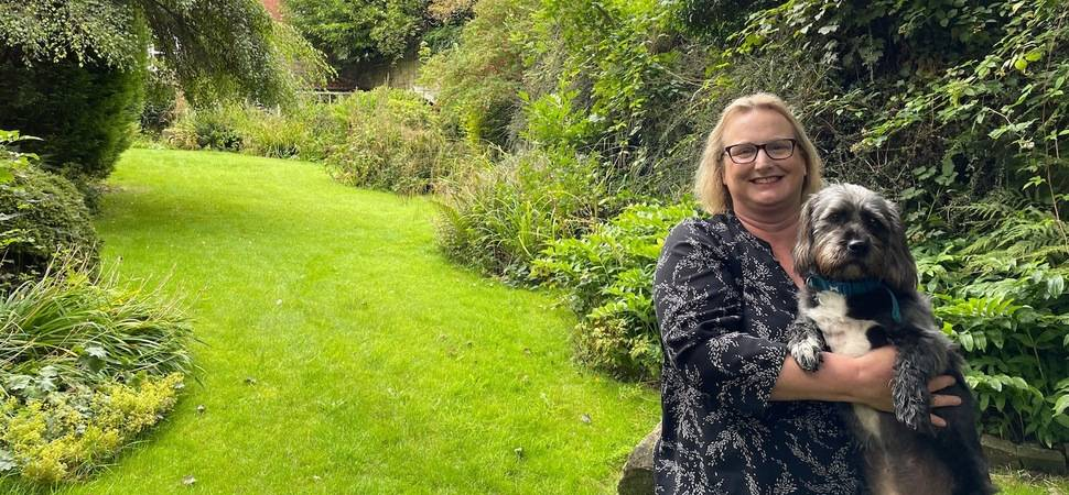 Solicitor's Advice is to get Gardening