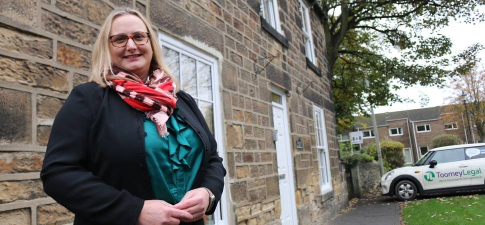 Property Legal Firm Moves into Historic Property