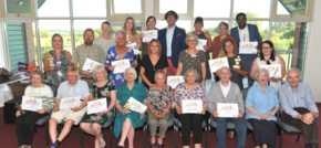 Care UKs Suffolk care homes celebrate regional success