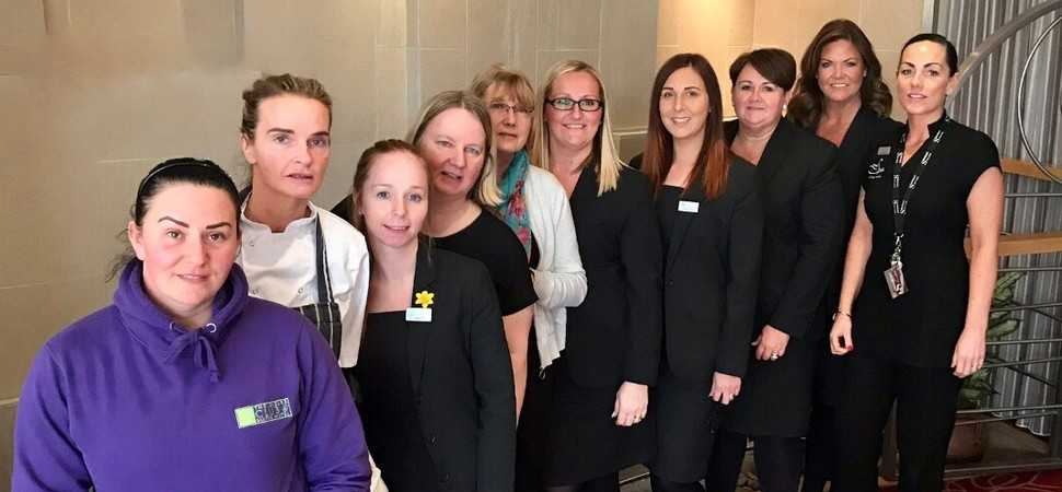 Suites Hotel & Spa champions gender equality for International Women's Day