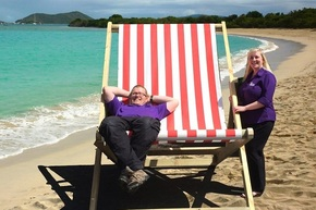 The Fun Experts Help Glasgow Take Centre Stage in The 2014 Commonwealth Games