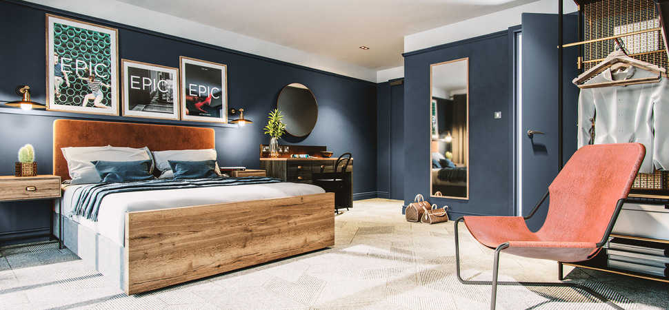 First look at stunning new Seel Street Hotel by EPIC in Liverpool