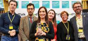 Birmingham tech start-up crowned 'Supreme Champion' at Future Food Awards