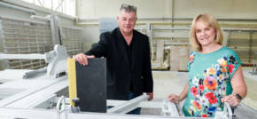 Company targets growth thanks to new grant