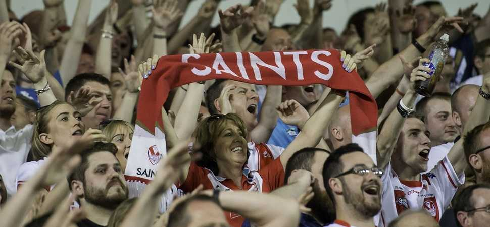 St Helens RFC rewards faithful fans with Rewards4 programme