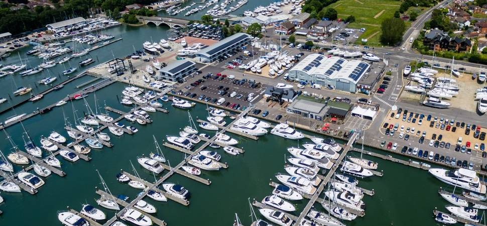 Premier Marinas set course for success with staff digital training from WELL