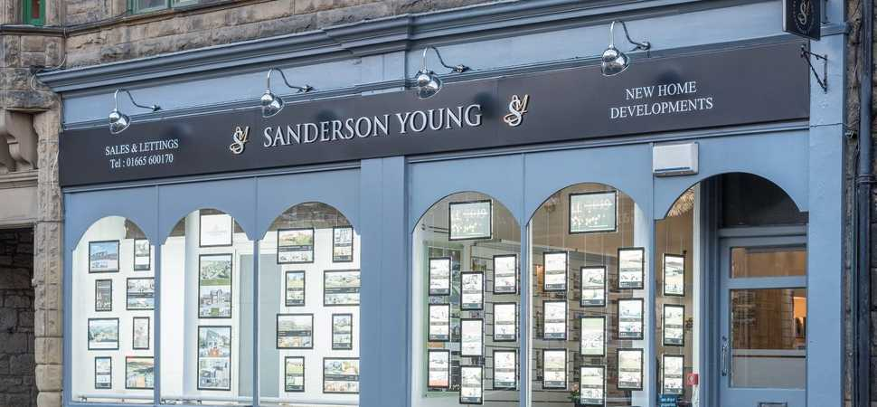 Northumberland's New Homes Market Boosts Property Sales For Sanderson Young