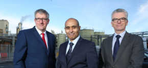 Trio of long-standing managers appointed to board of Mold chemical manufacturer