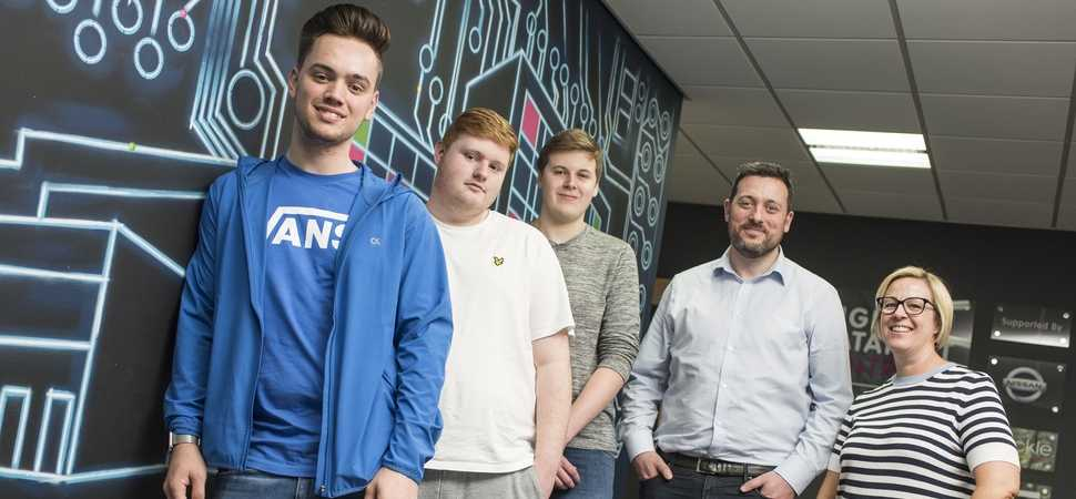 Digital scheme aims to produce tech talent