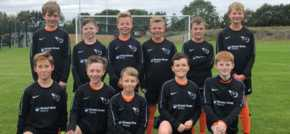 Bristol Street Motors Vauxhall Newcastle kits out Team Gosforth for new season