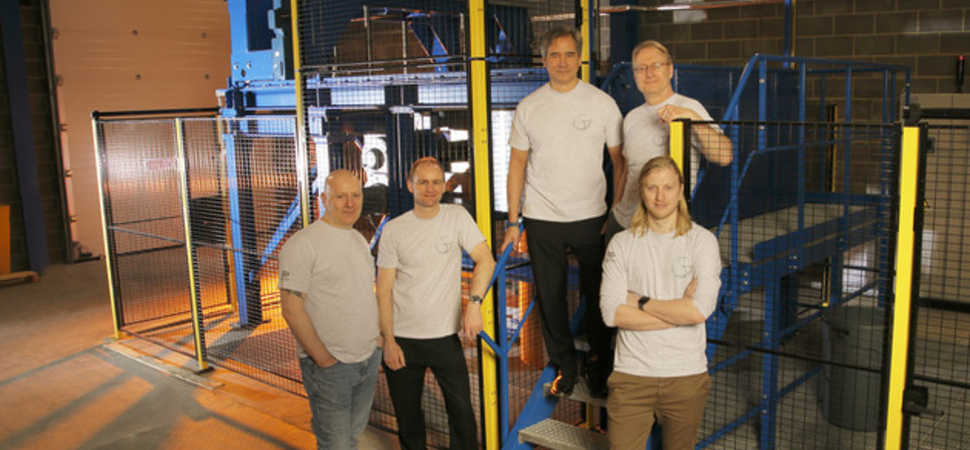 Team Tao to represent the UK in the final of the Shell Ocean Discovery XPRIZE
