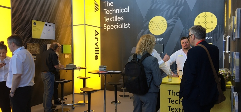 Yorkshire textiles company reflects on its biggest TechTextil event yet